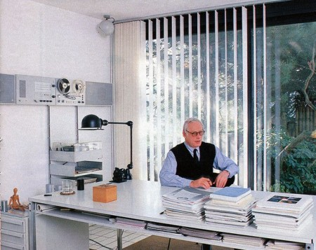 Dieter Rams Office